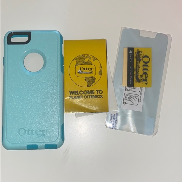 Apple iPhone 6s otter box phone case